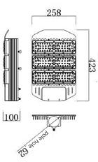 Modular LED Street Light 40