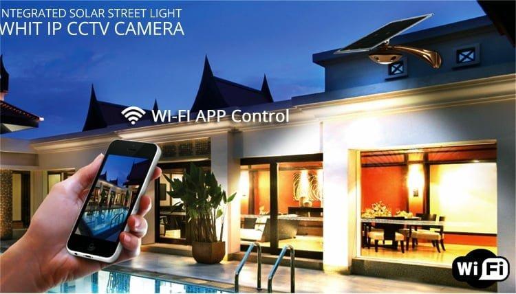 Solar Security Camera 17