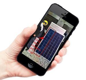 Inferior Solar Panel