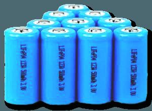 Litium Batteries Cell