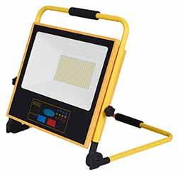 Integrated Solar Powered Rechargeable Led Work Light Sp Work Solar 1