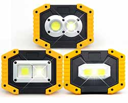 Portable Rechargeable Led Cob Flood Work Light Sp Work Portable 2