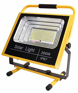 Portable Rechargeable Led Flood Work Light Sp Work Portable 1