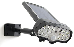 Solar Motion Shark Light