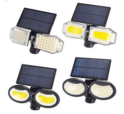 Solar Wall Spotlight 2