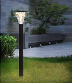 Creative Glass Solar Path Lights 2