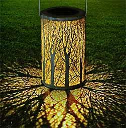Cylindrical Solar Lantern