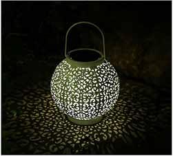 Hollow Iron Solar Lantern Sp Solar Lantern Hollow 1