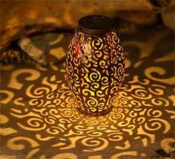 Hollow Iron Solar Lantern Sp Solar Lantern Hollow 3