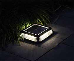 Solar Buried Light