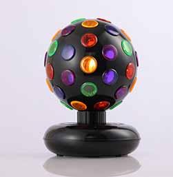Spinning Disco Ball Light
