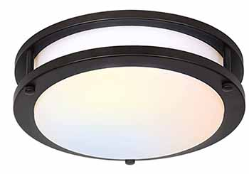 13 Inch Flush Mount Led Ceiling Light Fixture