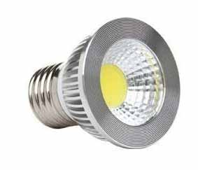 5 Watt Par Hr16 Led Cob Spotlight Bulb