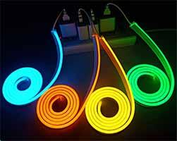 5v Usb Neon Strip Light