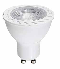 Gu10 Spotlight Bulbs With 30 Degree Beam Angle