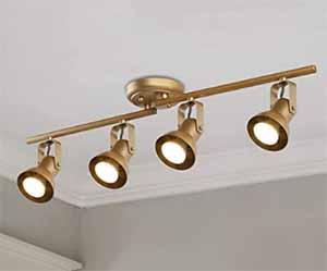 Gold Led Track Lighting