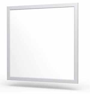Led Panel Light 2x2 Ft Recessed Edge Lit Drop Ceiling Troffer Led Flat Lights