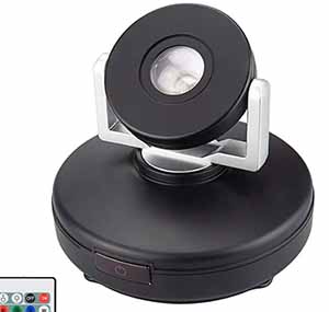 Rechargeable Accent Light Wireless Spotlights With Remote