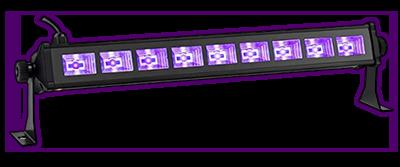 Black Light Fixturess